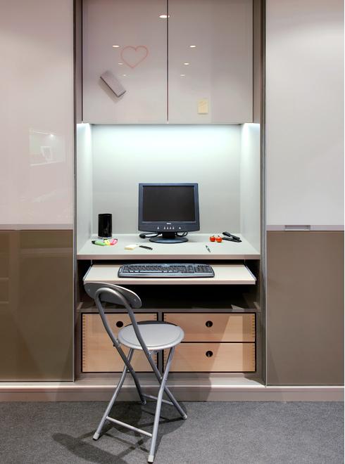 Bureau In Woonkamer Integreren. Stunning Fabulous With Bureau In ...
